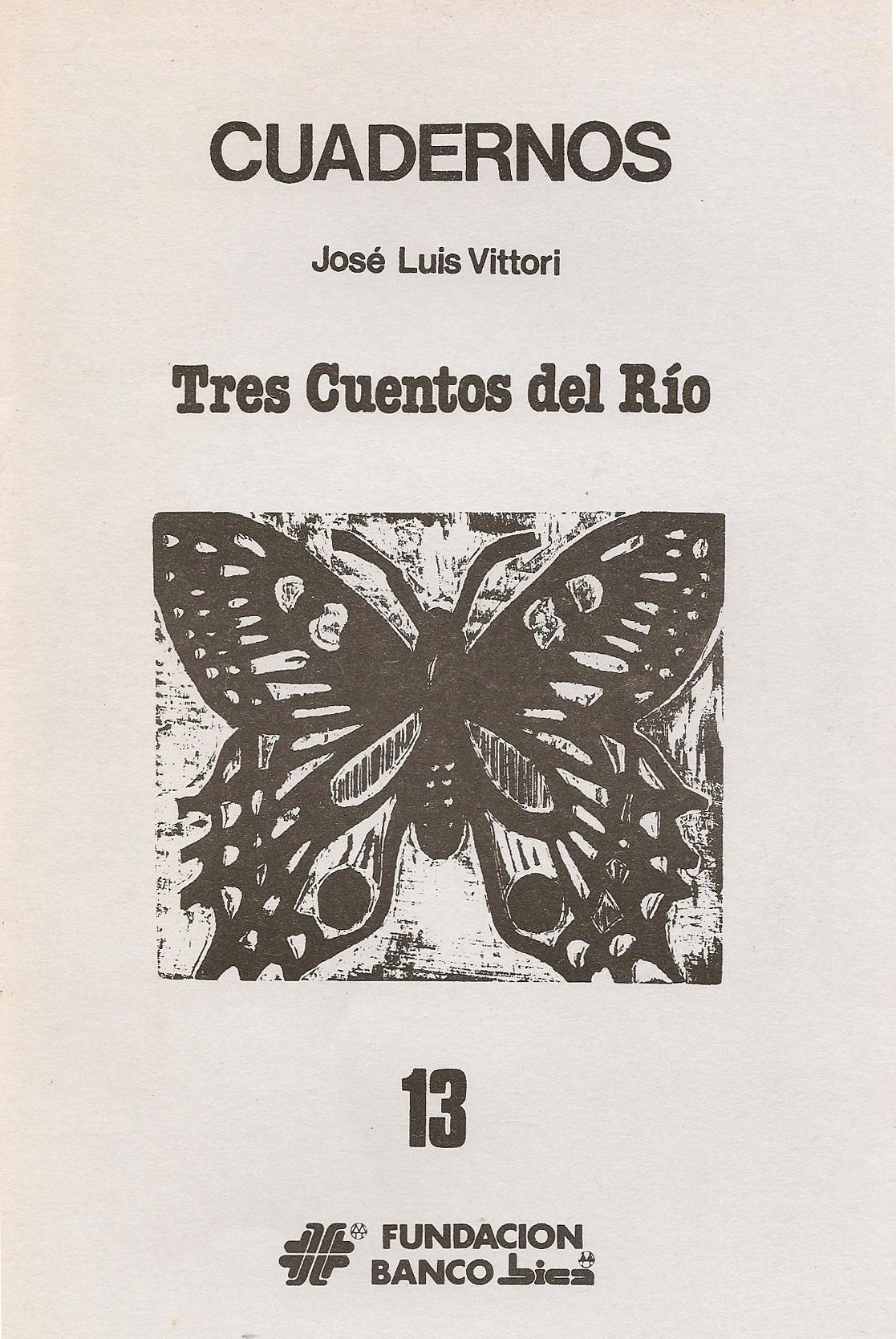 VITTORI Tres cuentos del río